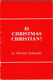 is christmas christian front cover